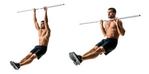 hollow pull-up