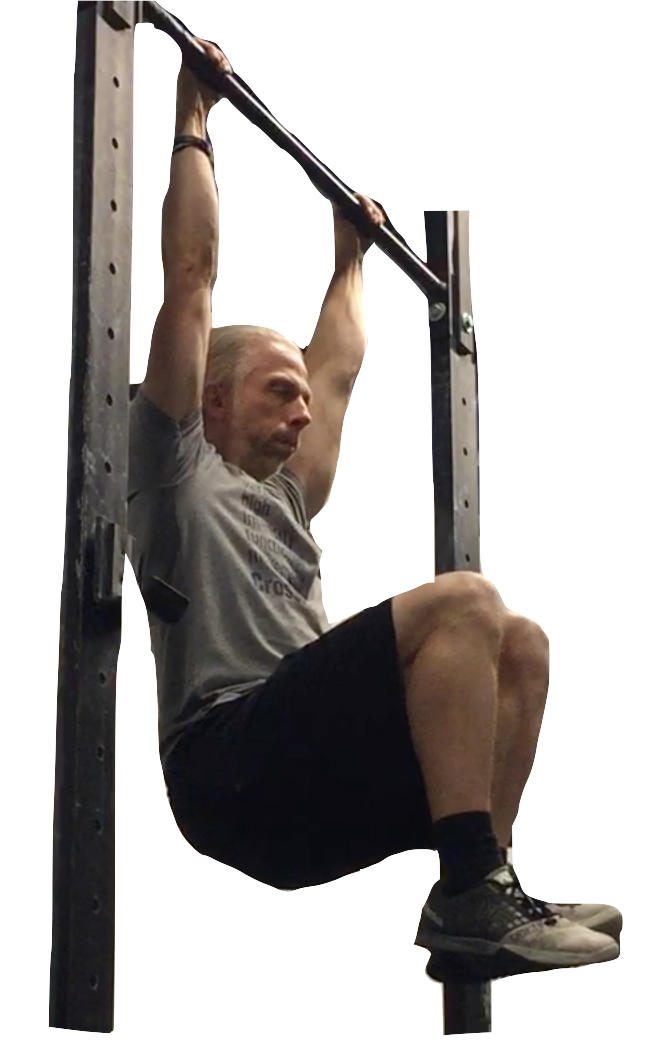 hanging-knee-raises