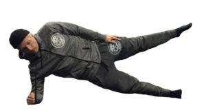 one leg side plank