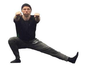 archer-squat