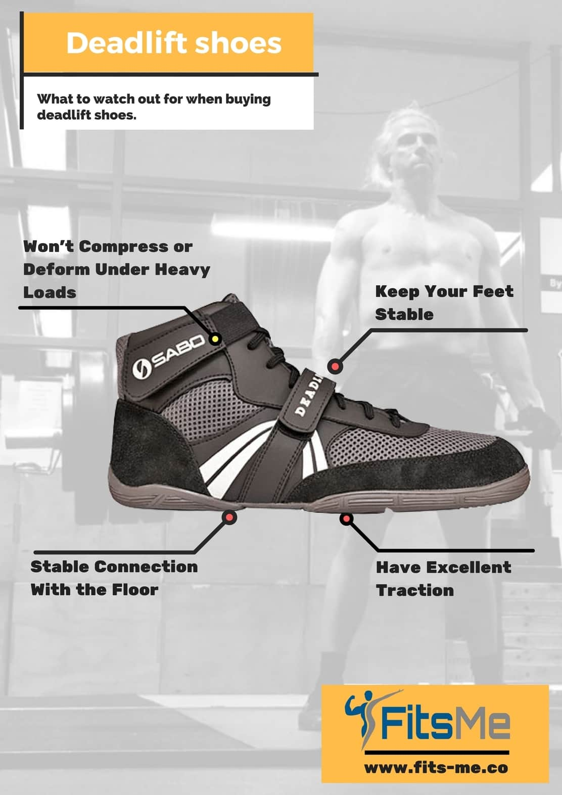 042602227ef245 The 7 Best Deadlift Shoes you can buy in 2018 - Fits-Me.co