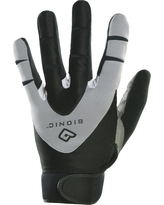 Bionic Men's Performance Grip w: Natural Fit Technology Full Finger Fitness Gloves