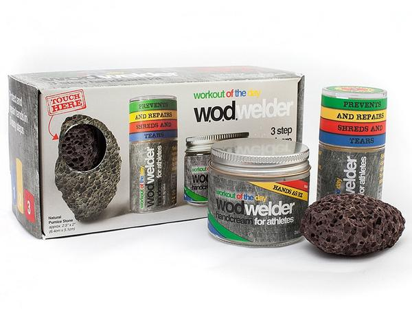 WOD Welder Handcare Value Pack
