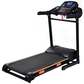 Goplus 1000W Folding Electric Treadmill