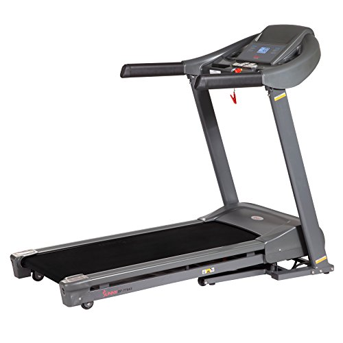 Sunny Health & Fitness T7643 Heavy Duty Walking Treadmill